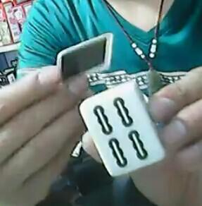 麻将贴膜的使用方法 怎么给牌做记号 图2