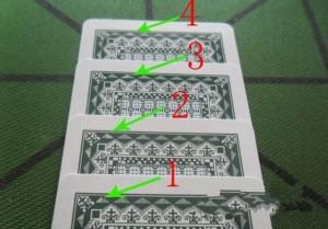 万盛达双k2001密码扑克识别方法图解 万盛达密码扑克 图4
