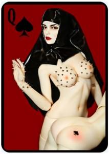 扑克牌上的人物 记号扑克 图10