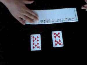 浅谈落汗 怎么给牌做记号 图2