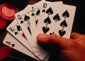 玩牌得有度
