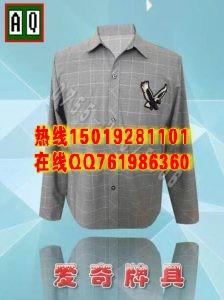 秋冬季衬衫滑袖  图6