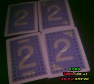 记号扑克与普通扑克有什么区别