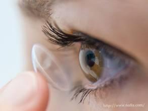 使用看牌隐形眼镜的正确方法 看牌隐形眼镜 图4